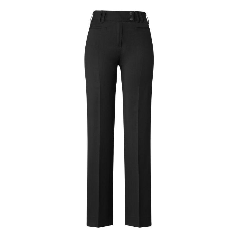 Pantalon coupe droite femme je l 39 aime simple - Pantalon femme taille haute coupe droite ...