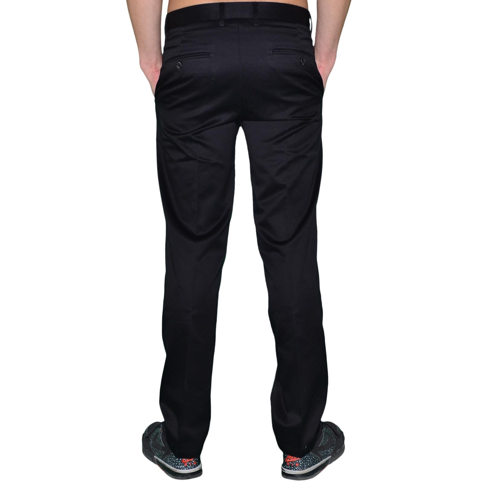 pantalon chino homme noir. Black Bedroom Furniture Sets. Home Design Ideas