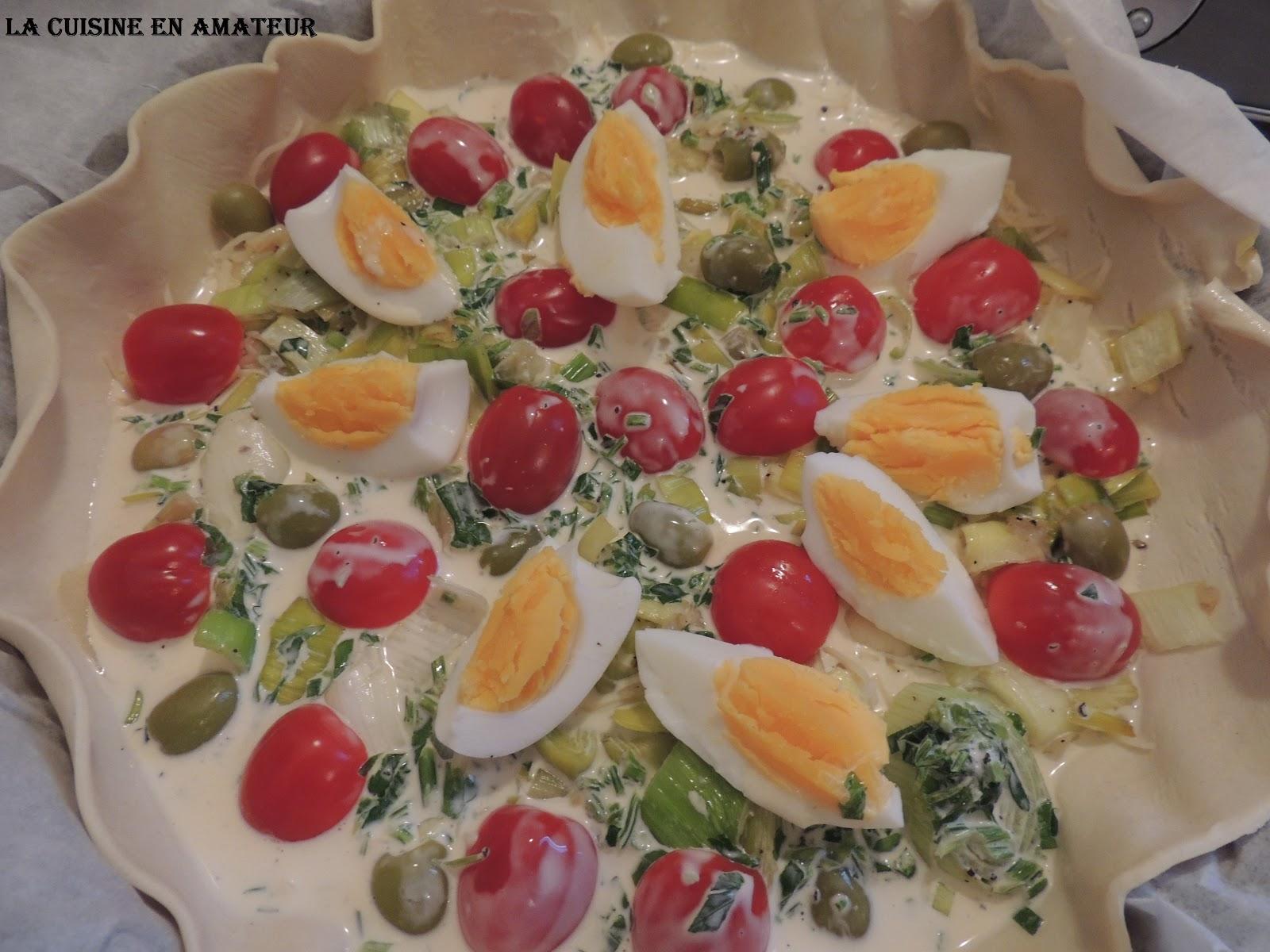 Tarte sal e d couvrez dans cet article les id es de - Idee recette tarte salee ...