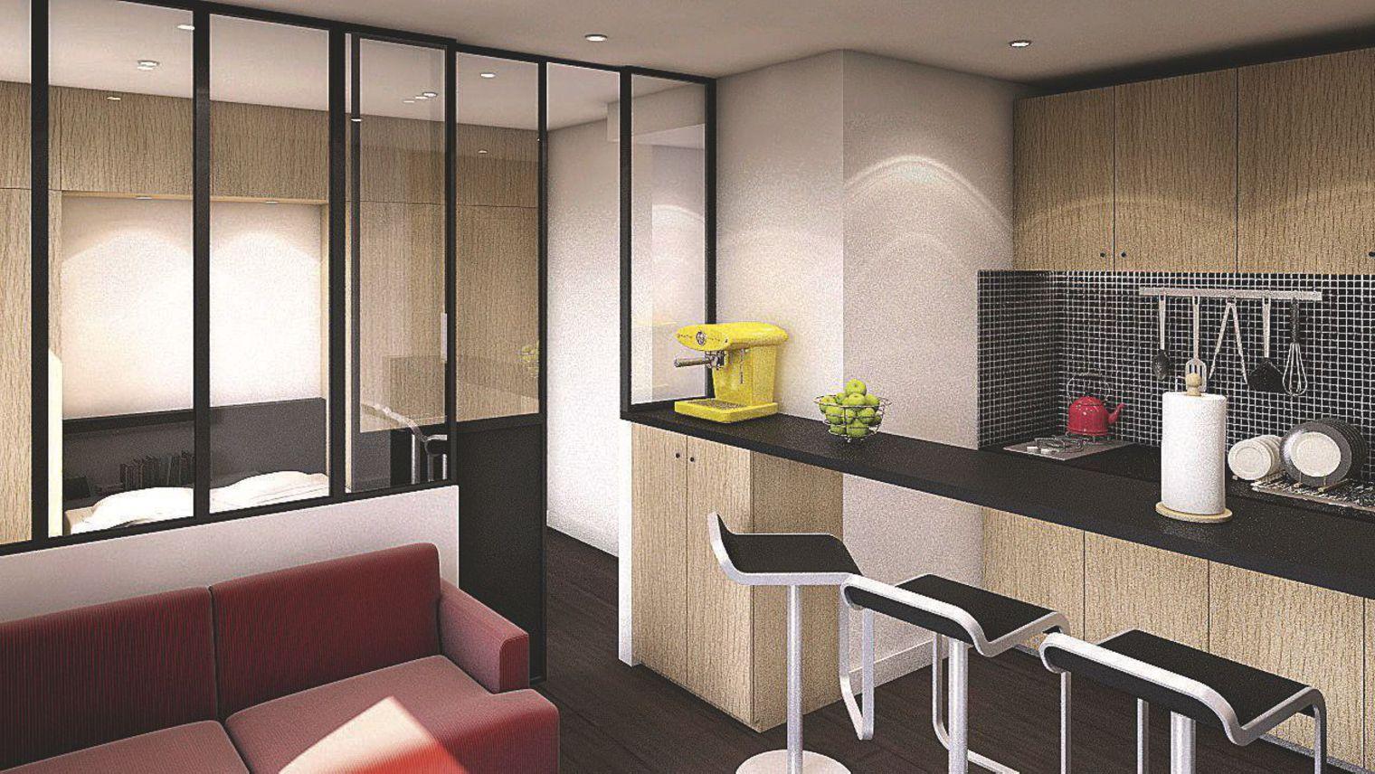 Appartement à louer: consultez une agence immobilière