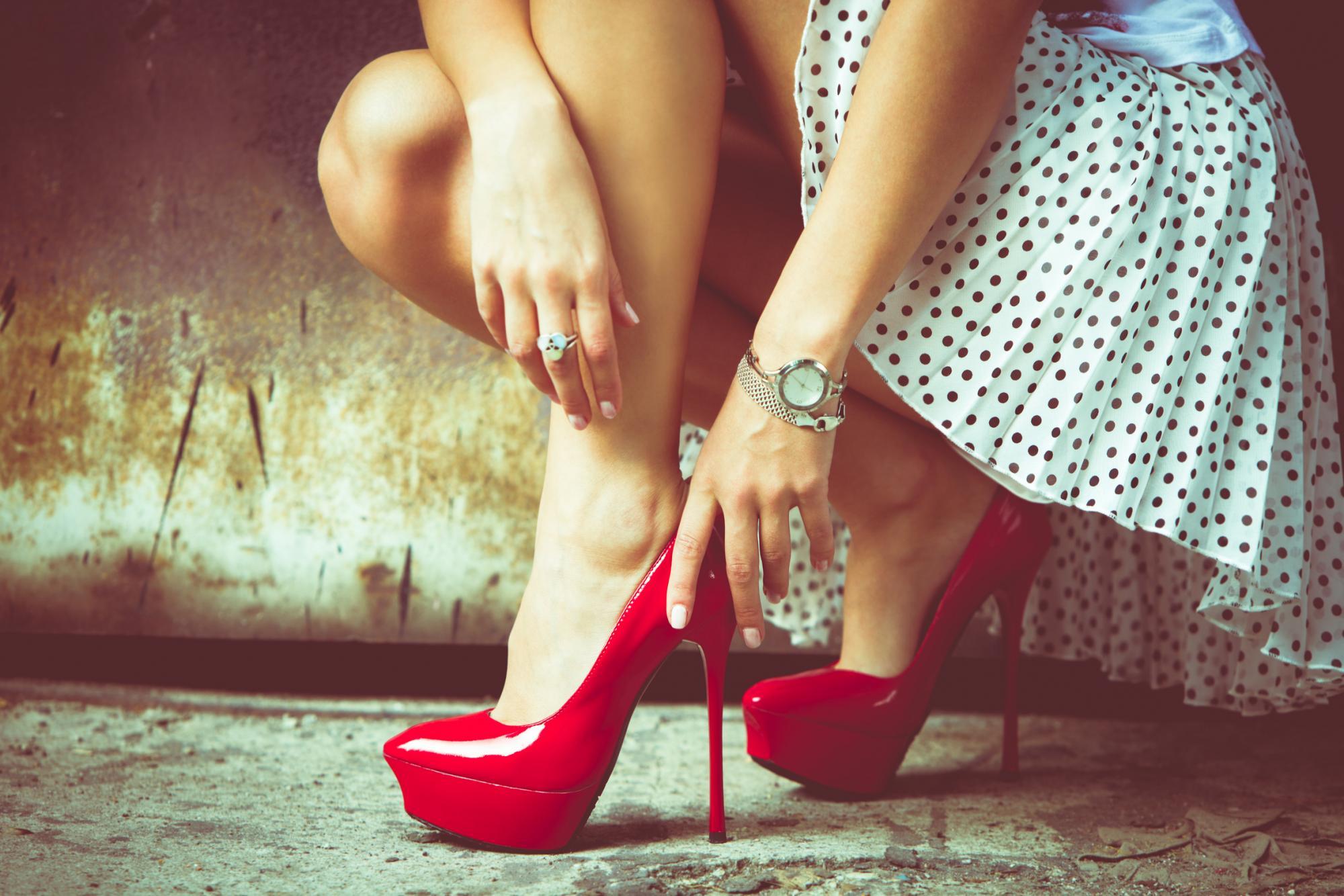 Harmoniser ses chaussures à talons avec ses vêtements